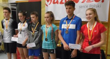 Dwa medale Ani Kotlarskiej na Otwartym Festiwalu Badmintona