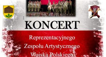 Patriotyczny koncert Zespołu Artystycznego Wojska Polskiego w Górznie