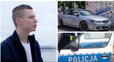 Zaginął 19-letni Krystian