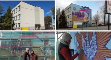 Wyjątkowy mural ukończony – Jak powstawał?