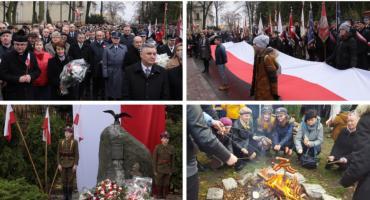 Święto Niepodległości w Garwolinie – Zdjęcia i video