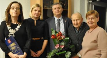 Najstarszy mieszkaniec Garwolina skończył 102 lata