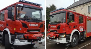 Dwie Scanie w dwa dni – Strażacy mają nowe samochody
