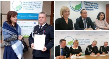 Dofinansowania dla Ochotniczych Straży Pożarnych
