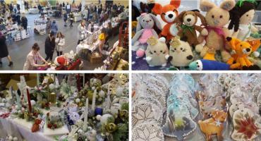 Prezenty, dekoracje i wiele więcej – Świąteczny Kiermasz w Garwolinie za nami