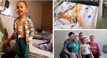 To był dla nas cud – Karolek po operacji w Niemczech wrócił do Polski