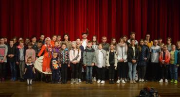 Uczniowie z Brzegów i Łąk na koncercie w Lublinie