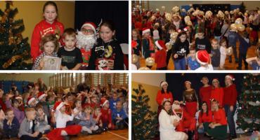Wesoła zabawa w wiosce Świętego Mikołaja – Zdjęcia i video