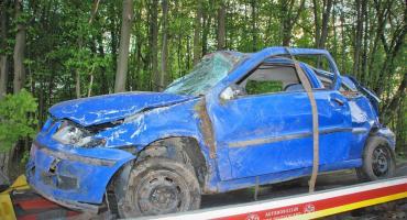 Śmiertelny wypadek w Objezierzu. Nie żyje 38-letnia kobieta