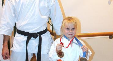 Medal bytowianki w kata