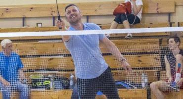 Turnieje badmintonowe w Bytowie