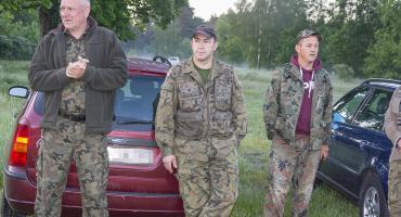 Wędkarska rywalizacja w Gałęzowie