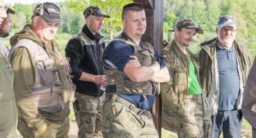 Zawody wędkarskie w Gałęzowie