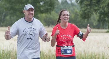 Bieg i Marsz Nordic Walking w Płotówku