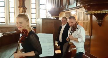 Koncert organowy w Bytowie