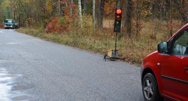 Remonty na drogach w gminie Studzienice