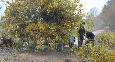 W gminie Borzytuchom drogi sfinansowane z Funduszu Dróg Samorządowych