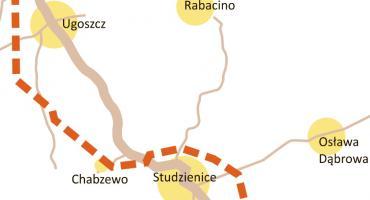 Gazociąg wysokiego ciśnienia przetnie gminę Studzienice