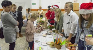 Kiermasz świąteczny w Borzytuchomiu
