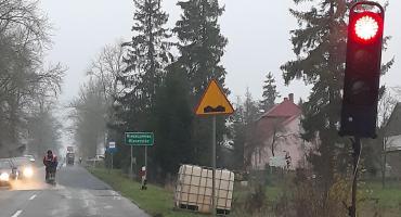 Remont drogi w Kleszczyńcu