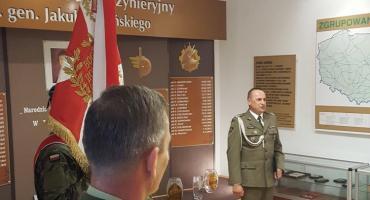 Pożegnanie mjr. Artura Inczewskiego
