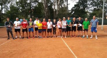 Odbył się turniej tenisa par deblowych