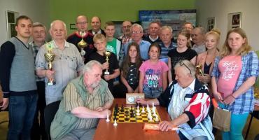 Walczyli o wygrane przy szachownicy