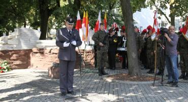 Uczcili 79. rocznicę wybuchu II wojny światowej