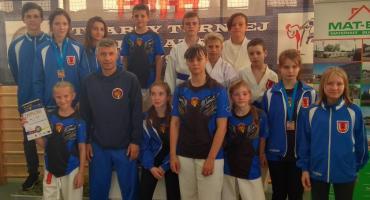 Karatecy ponownie przywieźli worek medali