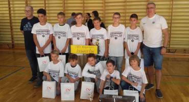 Młodzicy Kasprowicz-IAK w Ostrowie Wlkp.