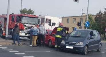 Kolejny wypadek obok straży pożarnej