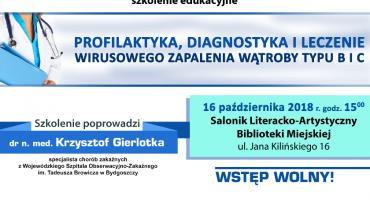Program Wykrywania Zakażeń WZW B i C w Województwie Kujawsko-Pomorskim