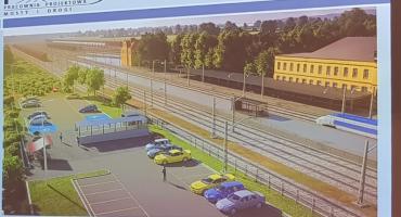Okolice dworca PKP zmienią się nie do poznania