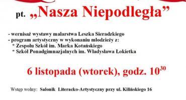 Biblioteka świętuje Odzyskanie Niepodległości