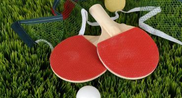 Chcesz zagrać w tenisa stołowego?