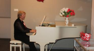 Zaśpiewali przy fortepianie