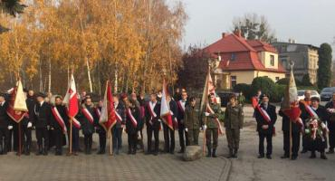 Świętowali Odzyskanie Niepodległości w Pakości