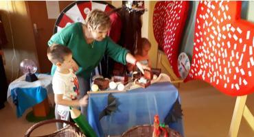 Andrzejki u Kujawskich dzieci