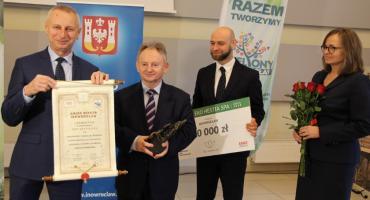 Ekologiczny Inowrocław laureatem konkursu EKO HESTIA SPA