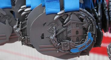 Wyróżnienie dla biegu Blue Run