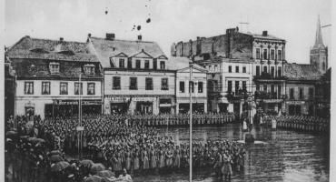 Inowrocław na starych pocztówkach cz. 1