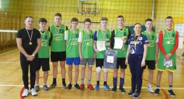 SP8 wywalczyła tytuł mistrzowski w siatkówce chłopców!