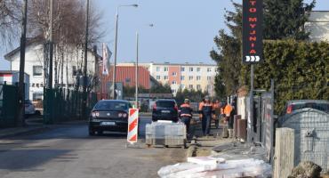 Ruszyła przebudowa ul. Cichej