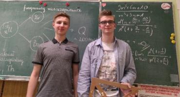 Sukcesy uczniów z Konopy