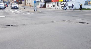 Czy znikną dziury ze skrzyżowania?