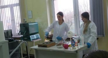 Warsztaty chemiczne w ZSP nr 1