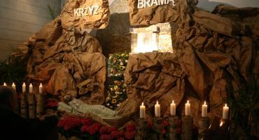 Jak w tym roku 2019 wyglądają Groby Pańskie w inowrocławskich kościołach.