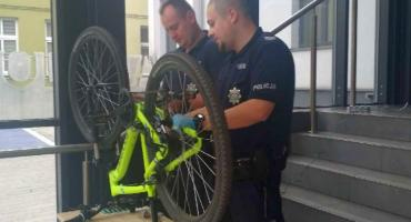 Policja z Inowrocławia znakowała rowery