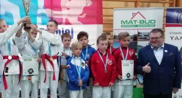 Kolejne dobre występy karateków