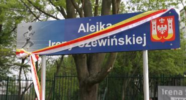 Mamy Alejke Ireny Szewińskiej